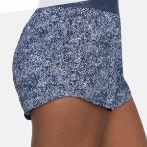 Outdoor Voices Relay Shorts - RARE Blue Pebble
